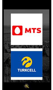Logos MTS and Turkcell, Araxxe customers in Revenue Assurance, Billing Verification & Telecom Fraud Detection