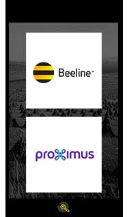 Logos Beeline and Proximus, Araxxe customers in Revenue Assurance, Billing Verification & Telecom Fraud Detection