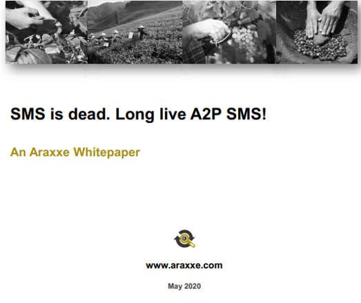 Blog_EN_SMS is dead Long live A2P SMS