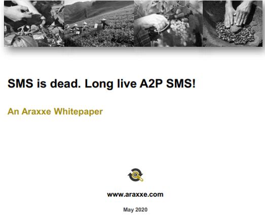 Blog_EN_SMS is dead Long live A2P SMS