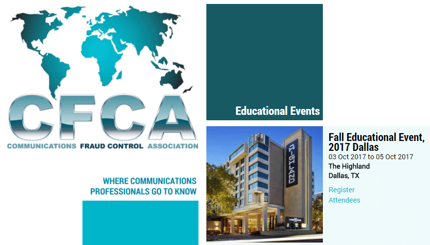 Event - CFCA Dallas