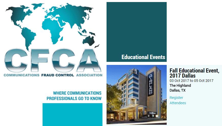 Event - CFCA Dallas
