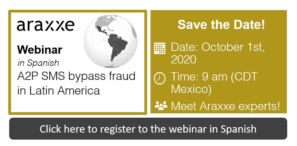 Events - EN Webinar A2P SMS Americas