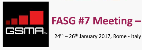 Event - GSMA Fraud & Security Group (FASG #7)