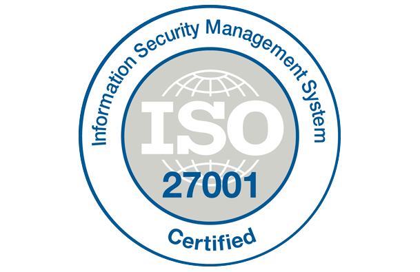 Araxxe embraced the ISO 27001 standard