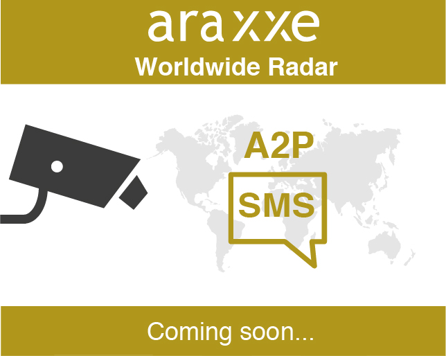A2P SMS Radar announcement
