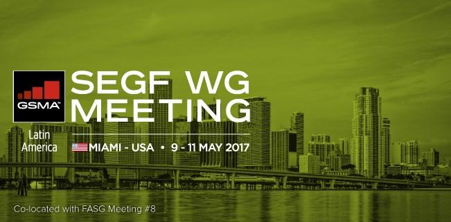 Event - GSMA Fraud & Security Group (FASG #8) - Miami